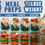 How I Meal Prep | Quick & Easy | Healthy Recipes To Lose Weight – – Easy Recipes To Lose Weight