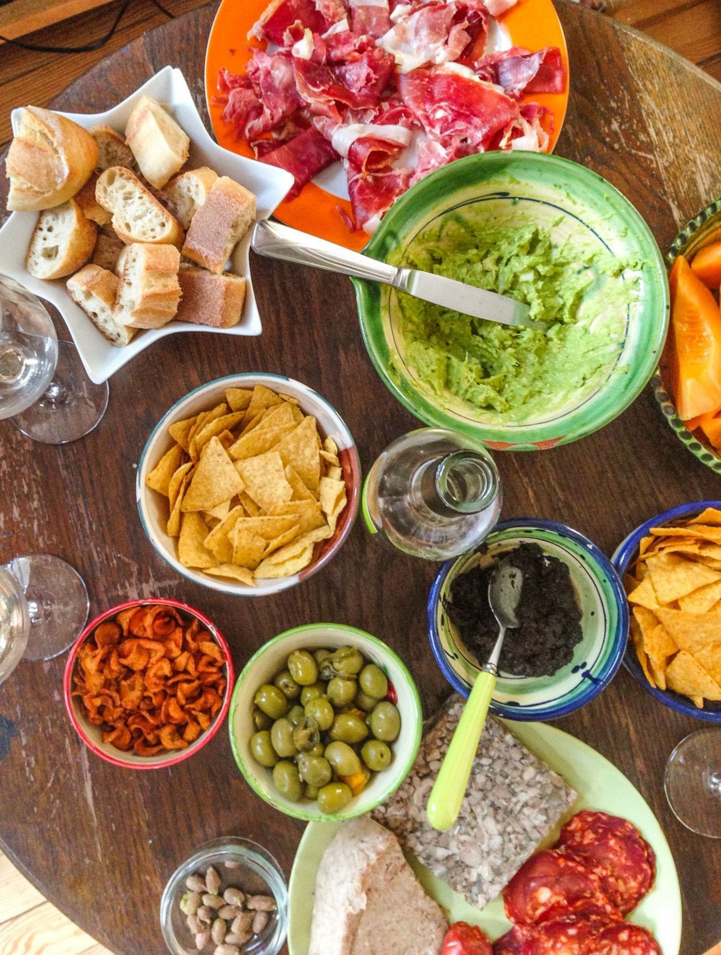 How the French Make the Best No-Cook Summer Meals | Summer recipes ..