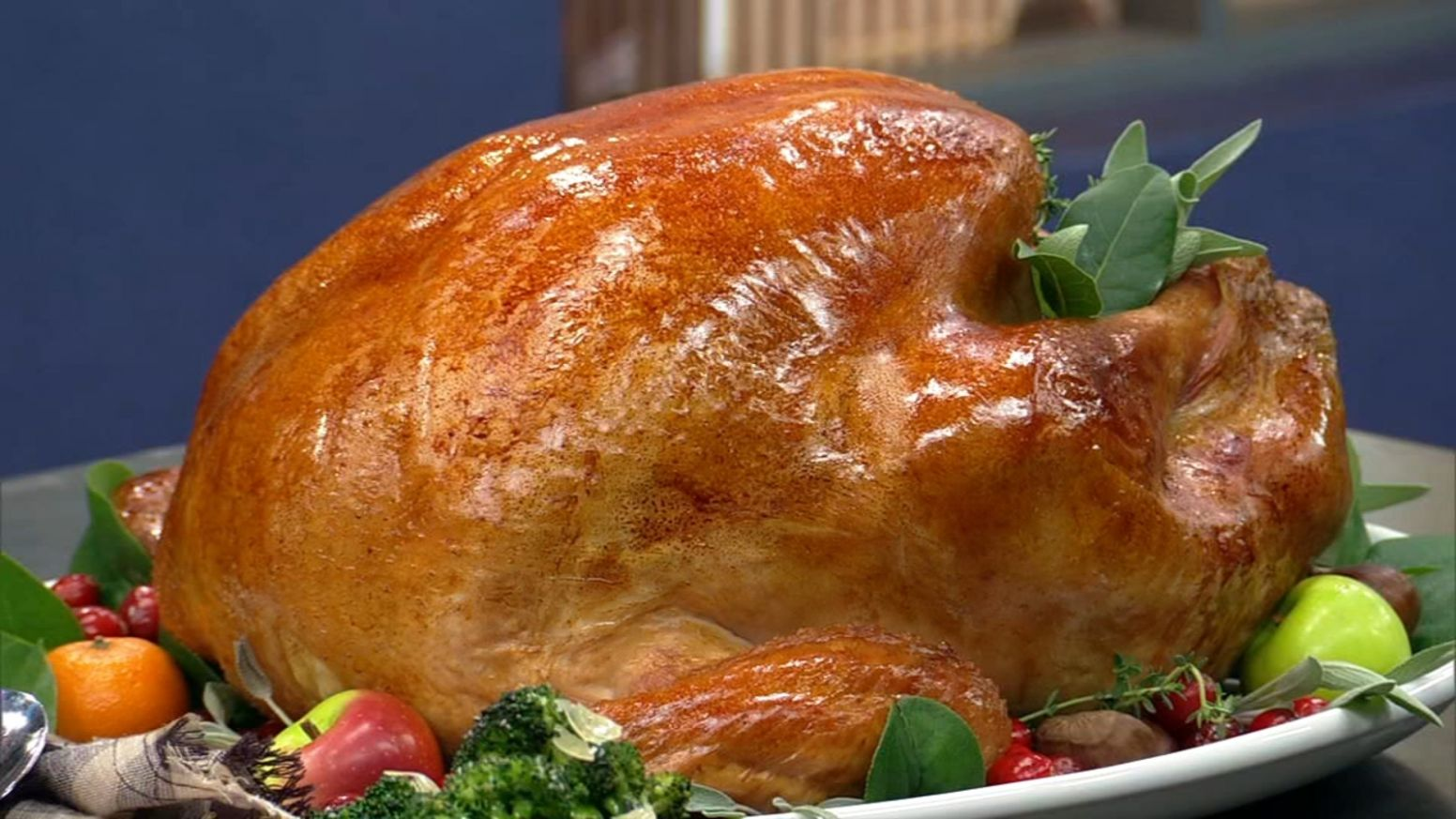 How to cook a turkey - Recipes Cooking Turkey