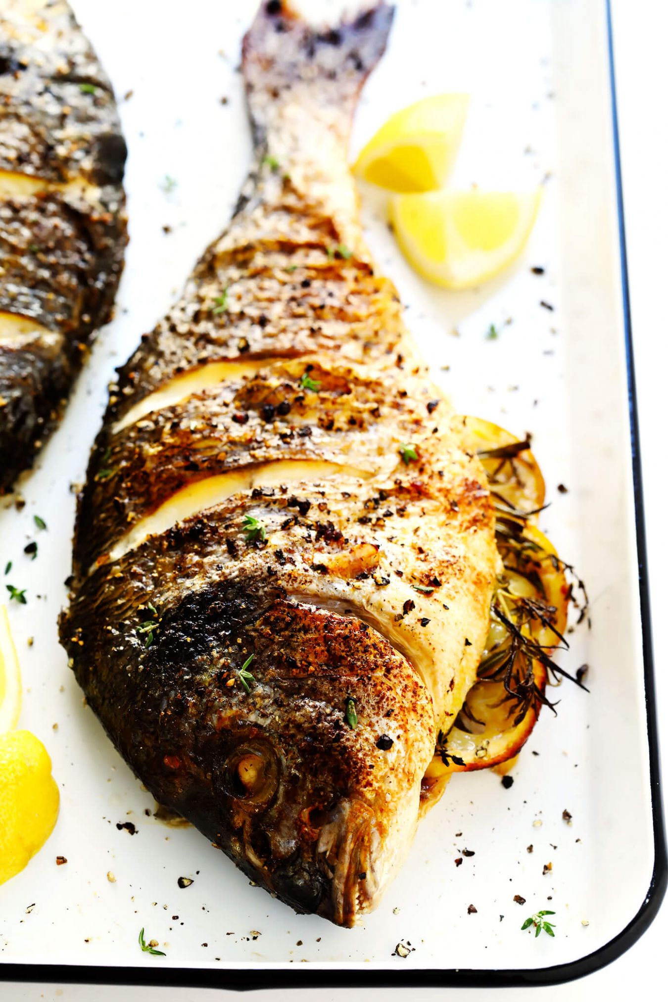 How To Cook A Whole Fish | Gimme Some Oven - Recipes Cooking Fish