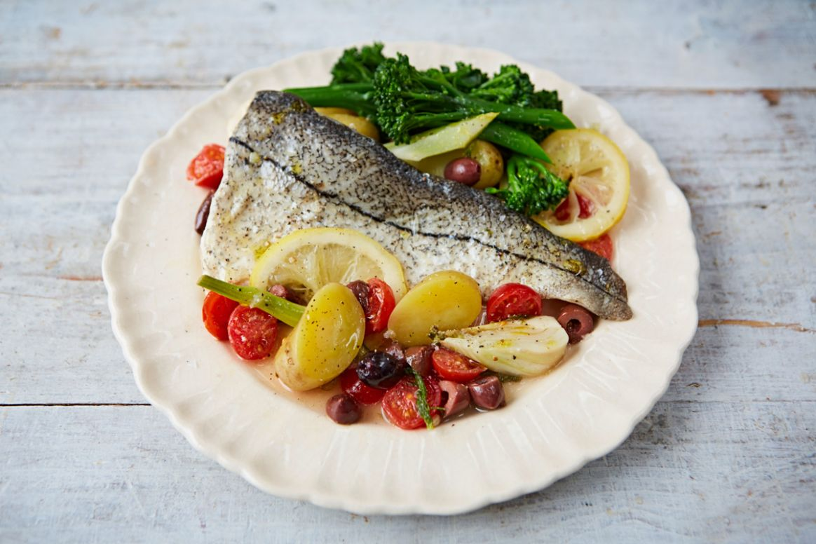 How to cook fish in a foil bag   Features   Jamie Oliver - Recipe Fish In A Bag