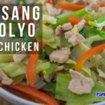 How To Cook Ginisang Repolyo With Chicken – Vegetable Recipes Lutong Bahay