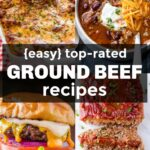 How To Cook Ground Beef For Ground Beef Recipes – Easy Recipes Made With Hamburger