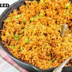 HOW TO COOK JOLLOF RICE IN THE OVEN   Precious Core – Recipes For Cooking Jollof Rice