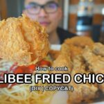 How to cook my twist on JOLLIBEE FRIED CHICKEN (CHICKENJOY) | DIY | COPYCAT  RECIPE