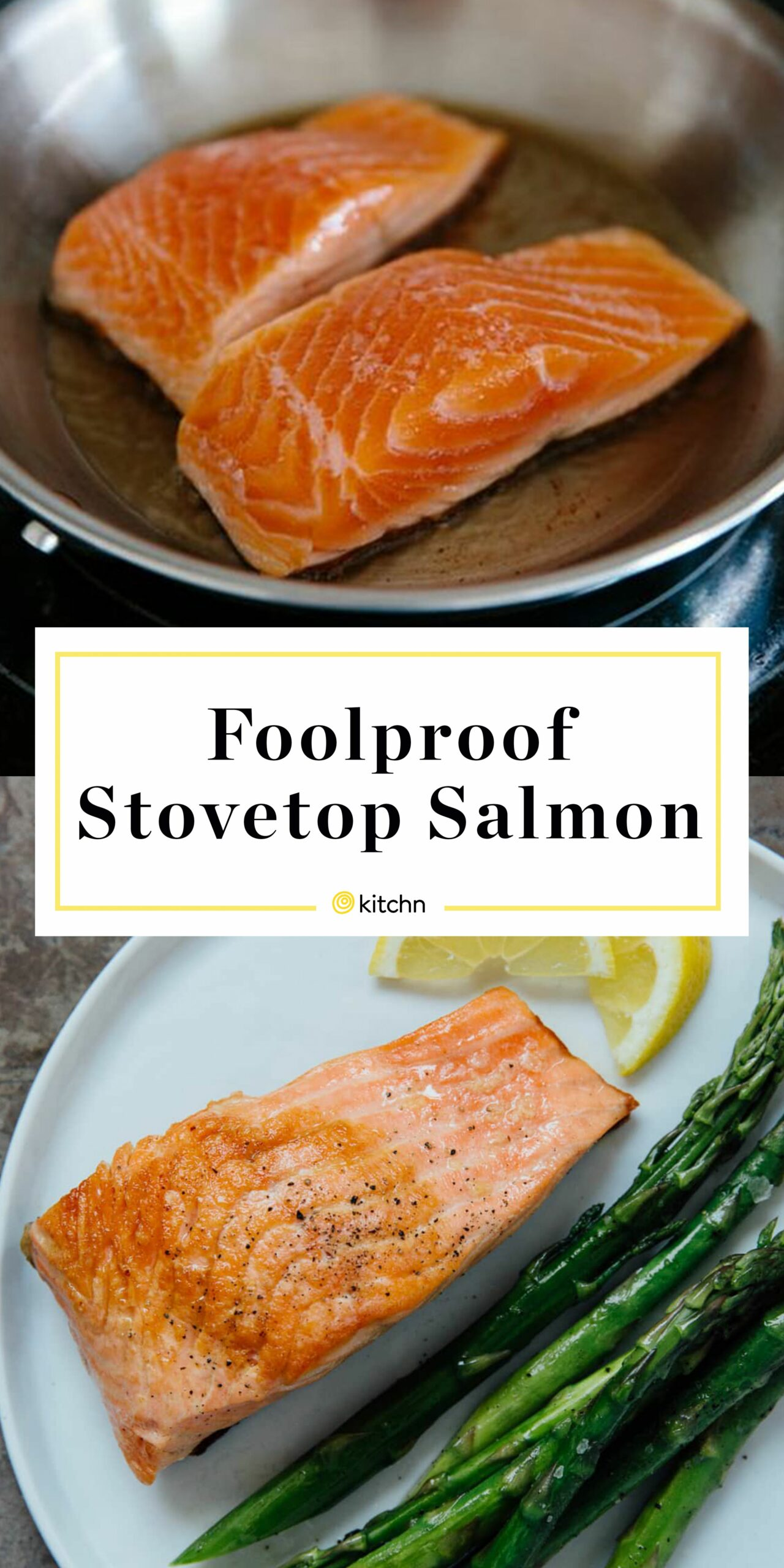 How To Cook Pan-Seared Salmon - Recipes Cooking Salmon Fillets