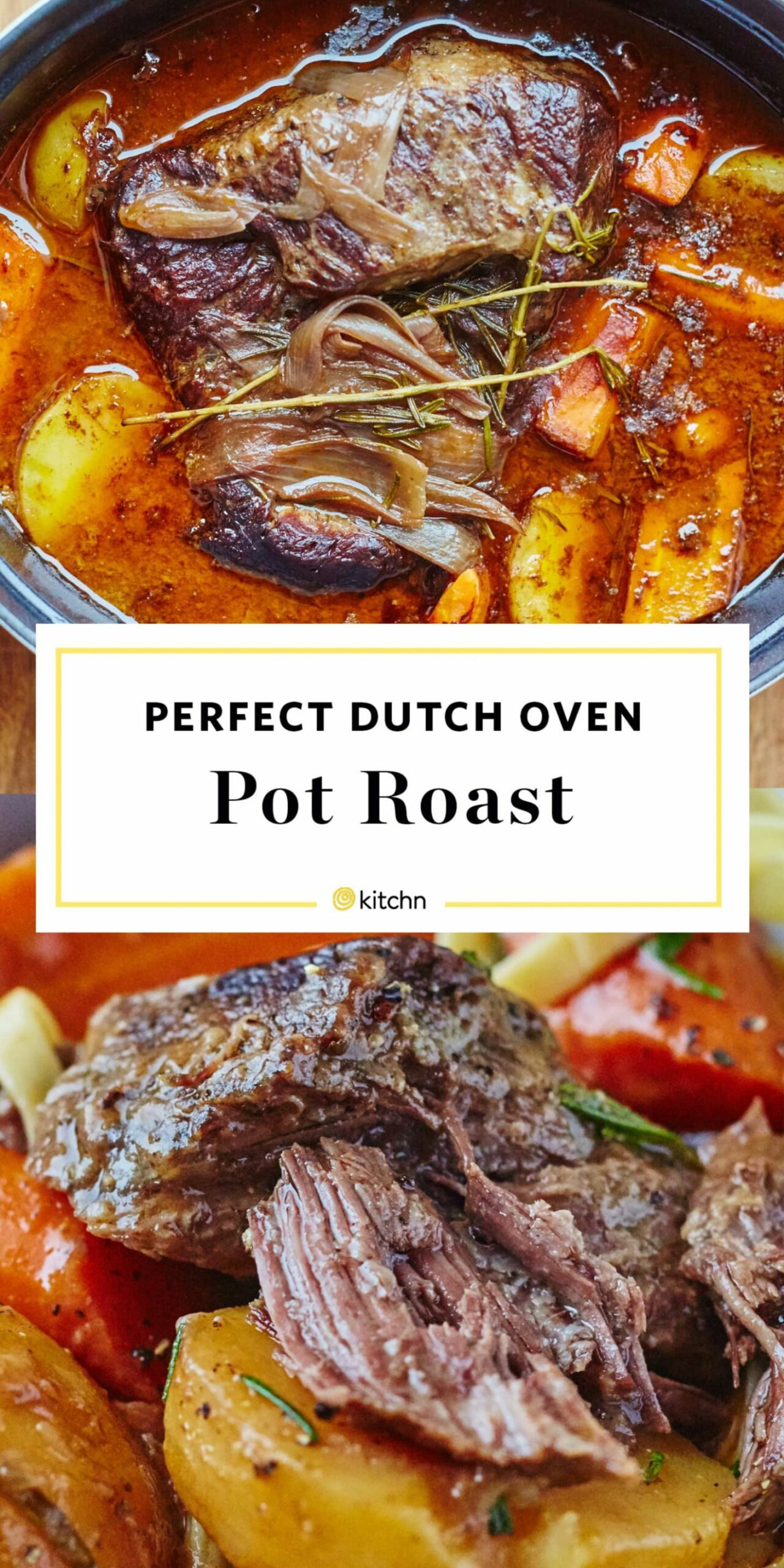 How To Cook Pot Roast - Beef Recipes In Oven