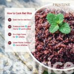 How To Cook Red Rice | Red Rice Benefits | Red Rice Recipes – Pristine – Recipes Using Red Rice