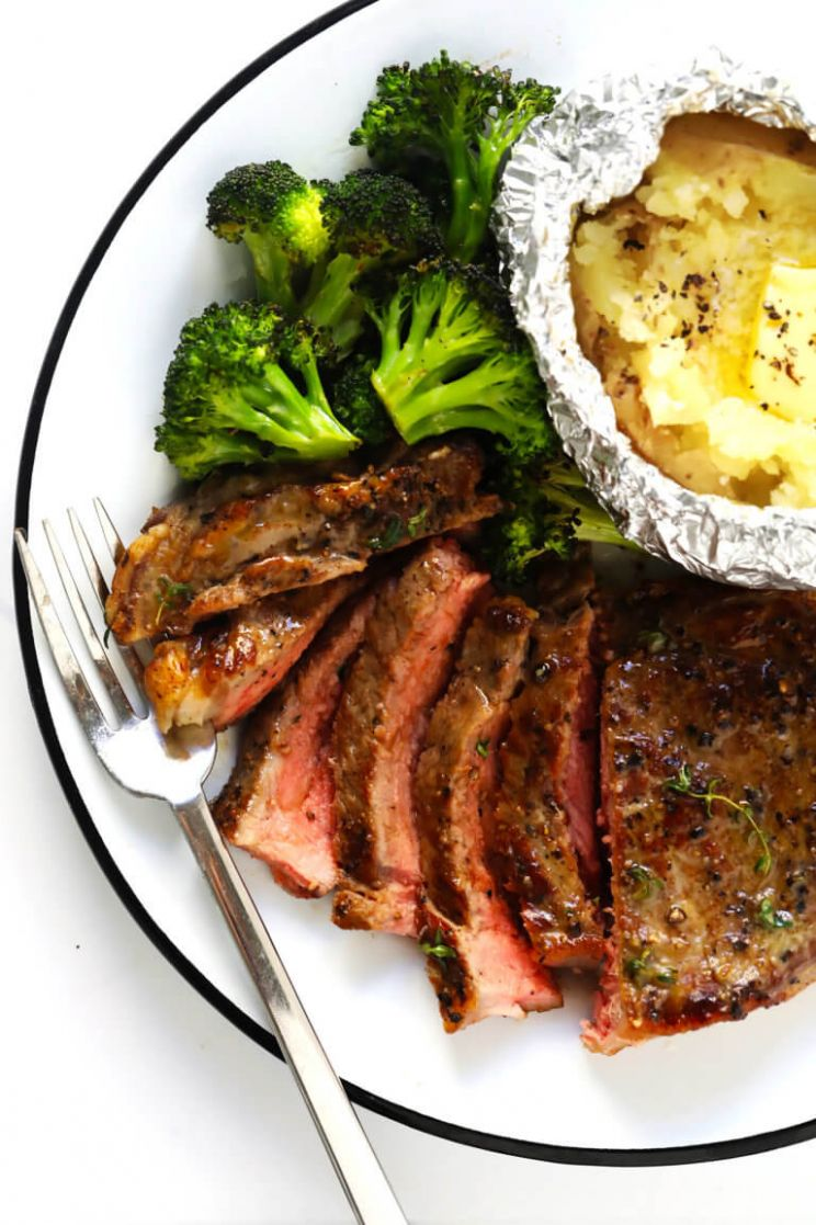 How To Cook Steak In The Oven - Recipes Beef Steak