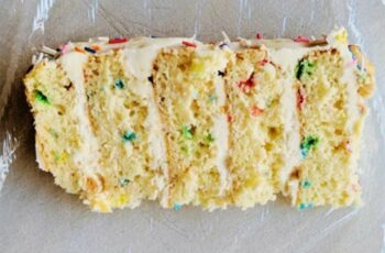 How To Freeze Cake - Easy Step by Step Directions