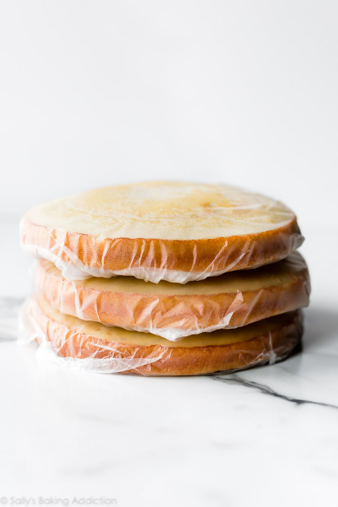 How to Freeze Cakes - Cake Recipes You Can Freeze