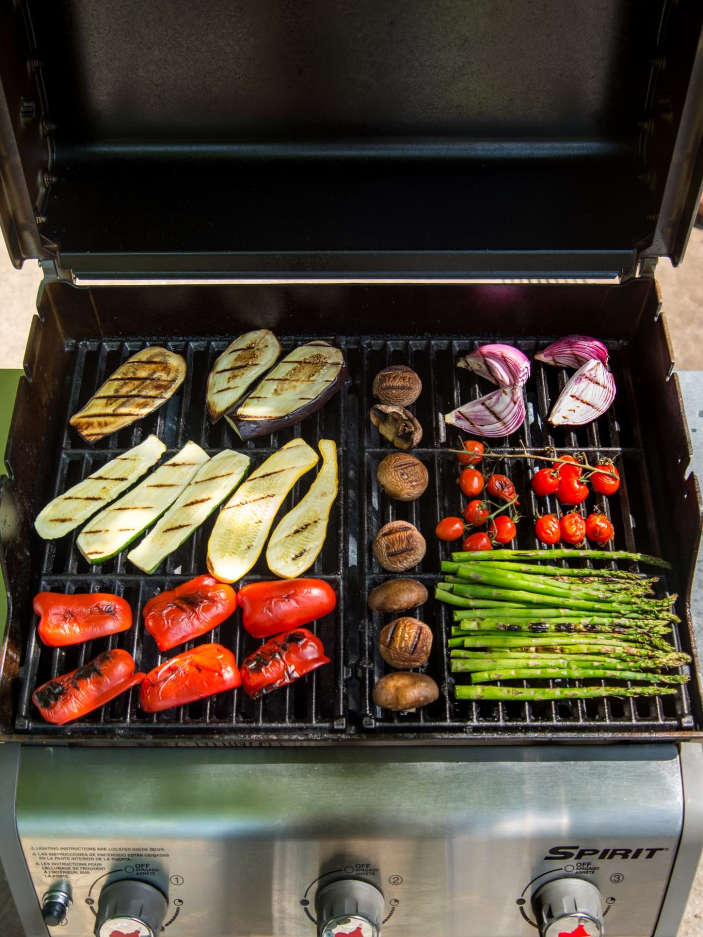 How to Grill Any Vegetable - Vegetable Recipes Bbq