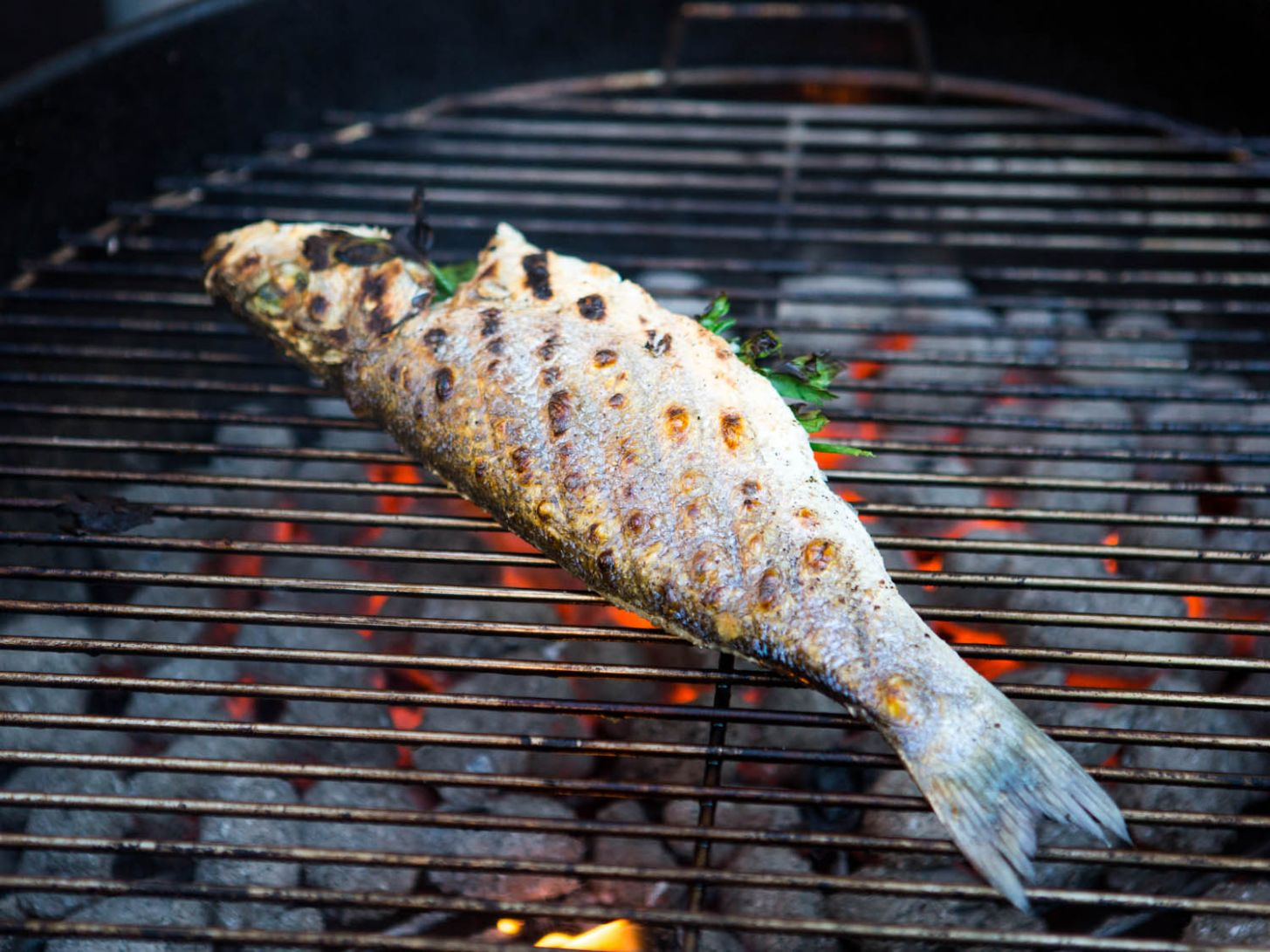 How to Grill Whole Fish | Serious Eats
