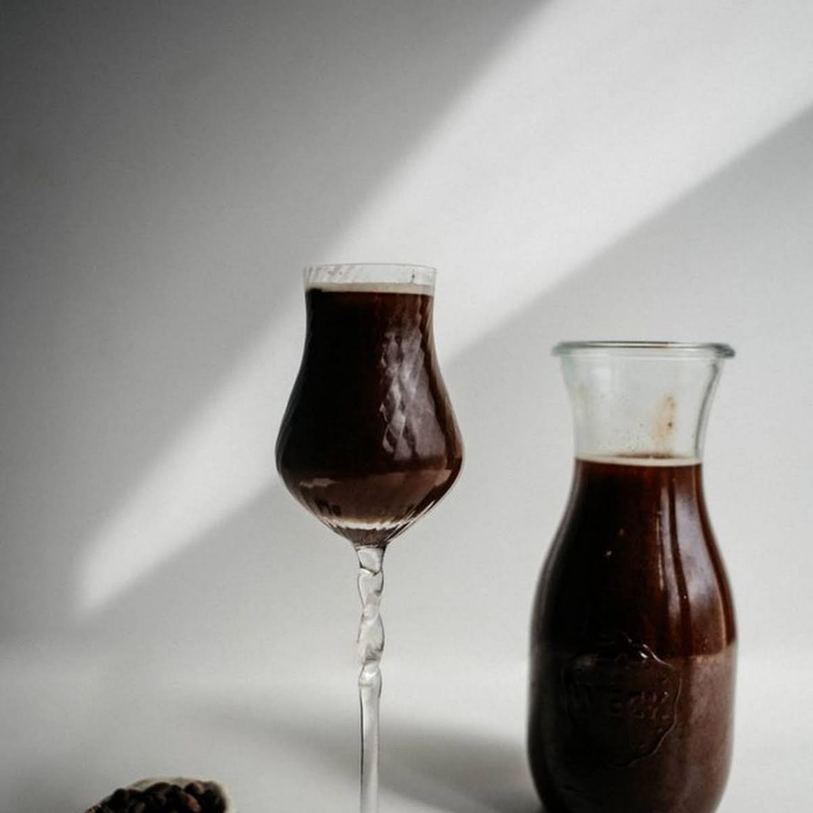 How to Infuse Vodka With Chocolate - Recipe Chocolate Vodka Drink