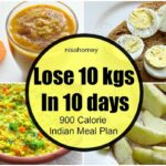 How To Lose Weight Fast 11 kgs in 11 Days - Full Day Indian Diet/Meal Plan  For Weight Loss