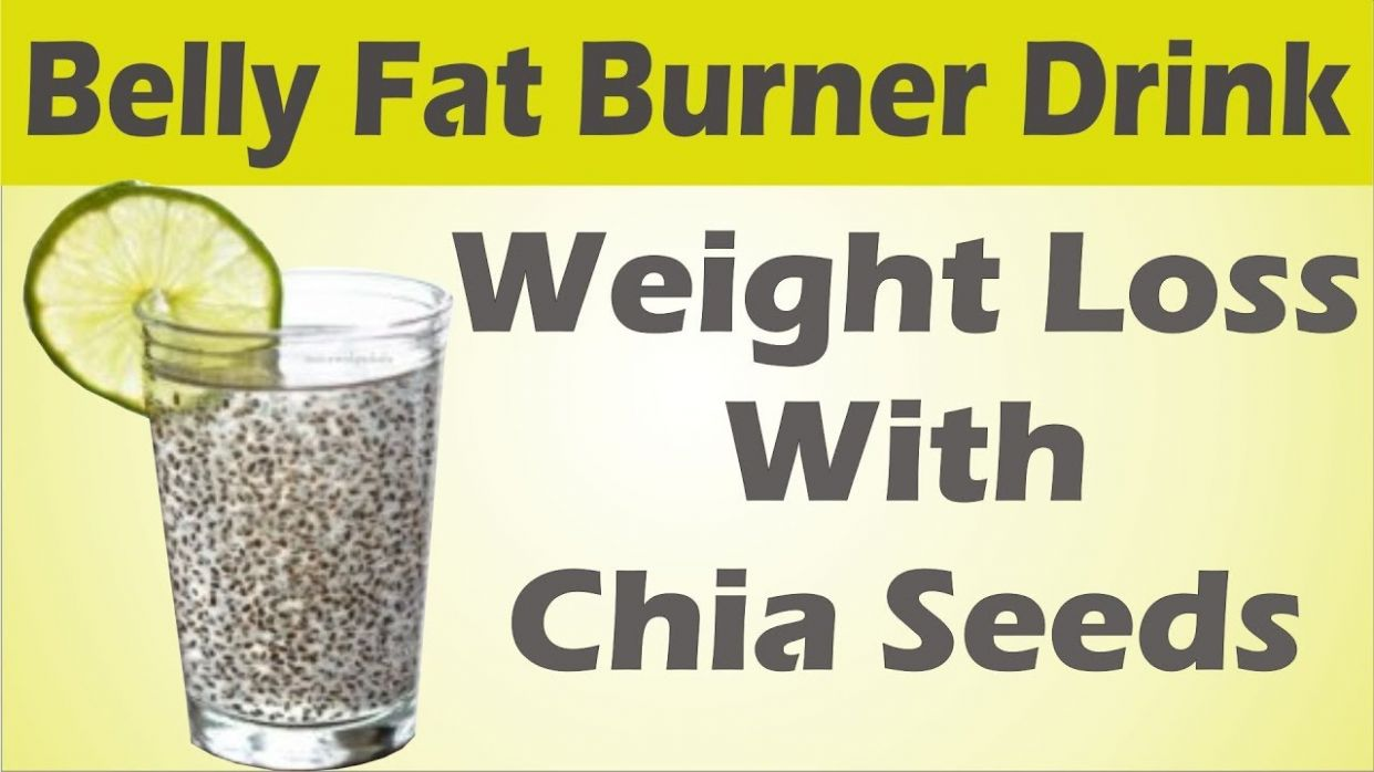 How To Lose Weight Fast with Chia Seeds | Quick Weight Loss Fat ..