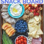 How To Make An ALDI Summer Snack Board   Easy Entertaining ..