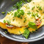 How To Make An Omelette – Egg Omelette Recipe