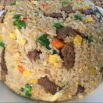 How To Make Beef Fried Rice Chinese Restaurant Food Recipes – Recipes Beef Fried Rice
