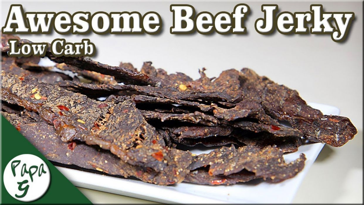 How To Make Beef Jerky - Oven vs Dehydrator - Interesting Results - Recipes Beef Jerky Dehydrator