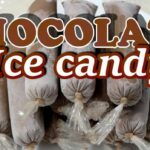 How To Make Chocolate Ice Candy – Recipe Chocolate Ice Candy