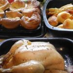 How To Make Christmas Dinner Roast Chicken Potatoes Yorkshire Puddings – Chicken Recipes For Xmas Dinner