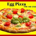 How To Make Egg Pizza – One Mintue Video – Pizza Recipes In Sinhala Language