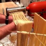 How To Make Fresh Pasta Dough With A KitchenAid Mixer & Pasta Attachments – Pasta Recipes Kitchenaid