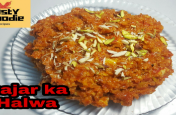 How to make Gajar ka Halwa Recipe in Urdu n Hindi or English ...