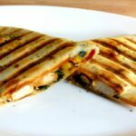 HOW TO MAKE GRILL CHICKEN QUESADILLAS: PANINI MAKER RECIPES – Recipes Sandwich Press