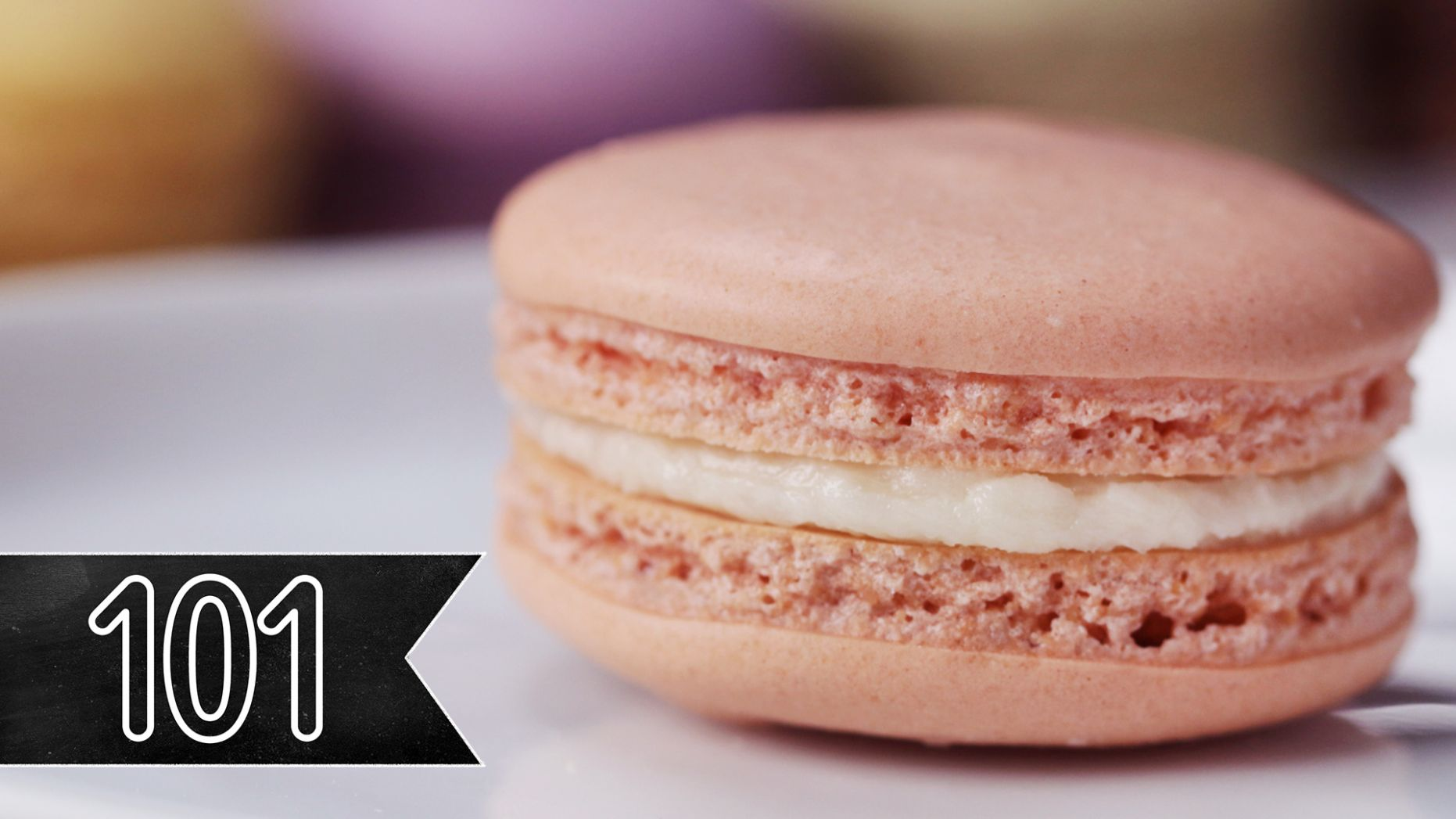 How To Make Macarons Recipe by Tasty - Cooking Recipes Vanilla