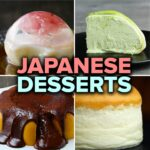 How To Make Mesmerizing Japanese Desserts | Recipes – Dessert Recipes Japanese
