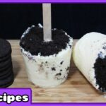 How to make Oreo Popsicles | Cooking for Kids | Easy Dessert ...