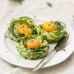 How To Make Perfect Zucchini Egg Nests (Paleo, Whole8, Keto) – Recipe Egg Zucchini