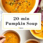 How To Make Pumpkin Soup In 11 Minutes – Recipes Pumpkin Soup