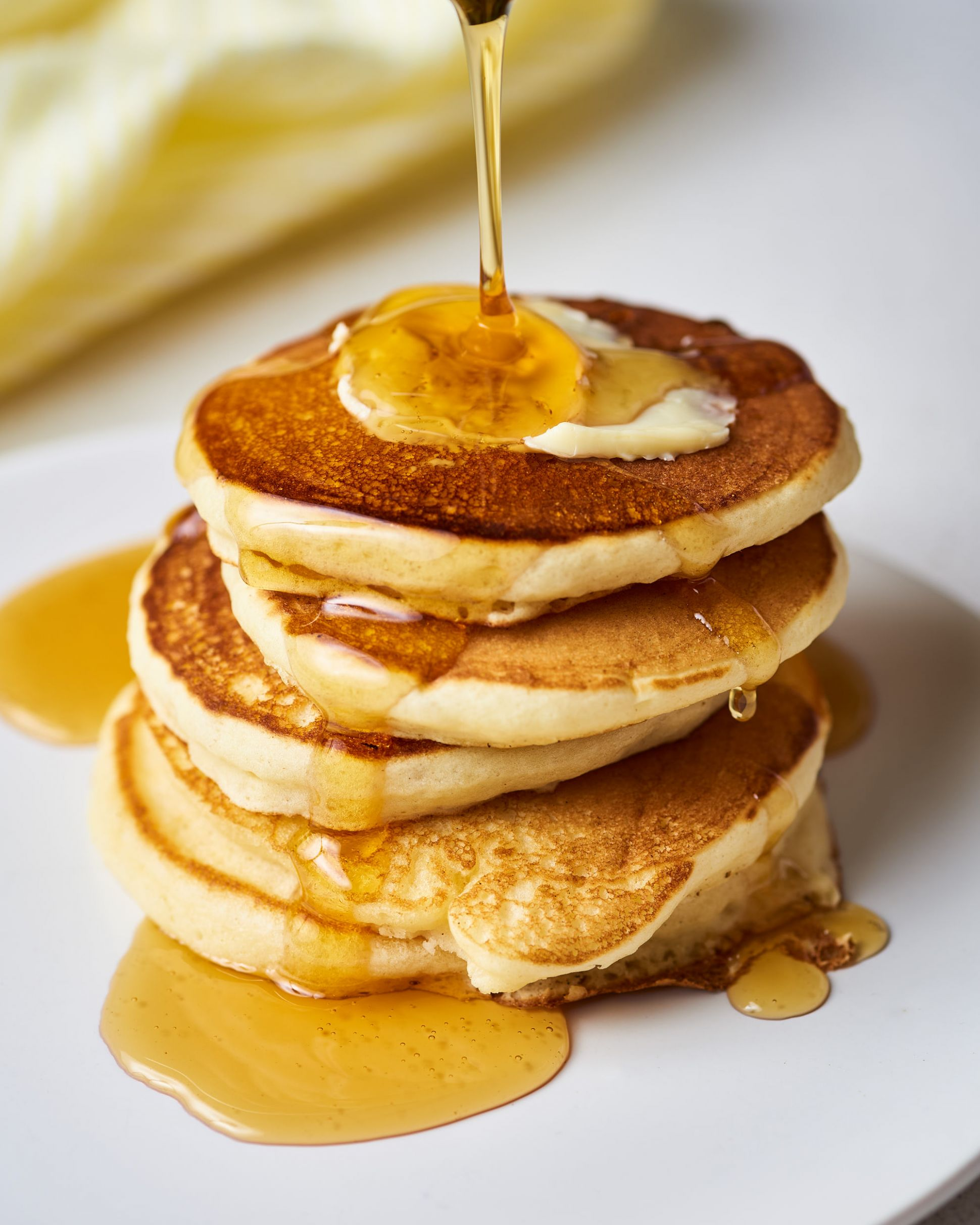 How To Make the Easiest Pancakes Ever - Simple Recipes Pancakes