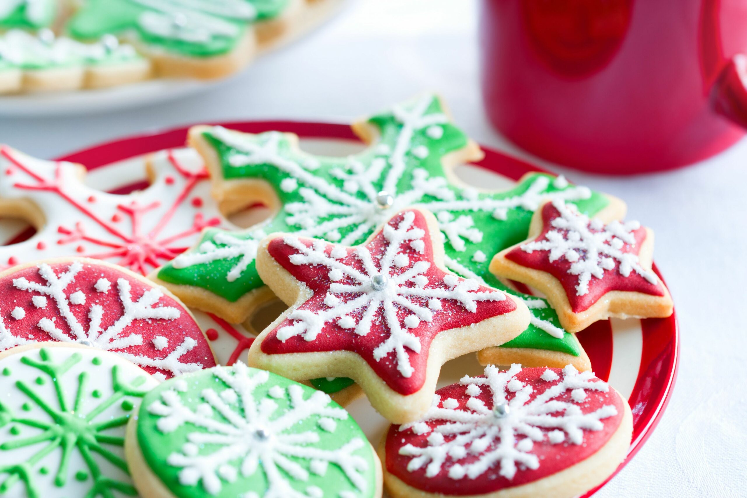 How to Make the Most Delicious Christmas Butter Cookies - Easy Recipes Xmas Cookies
