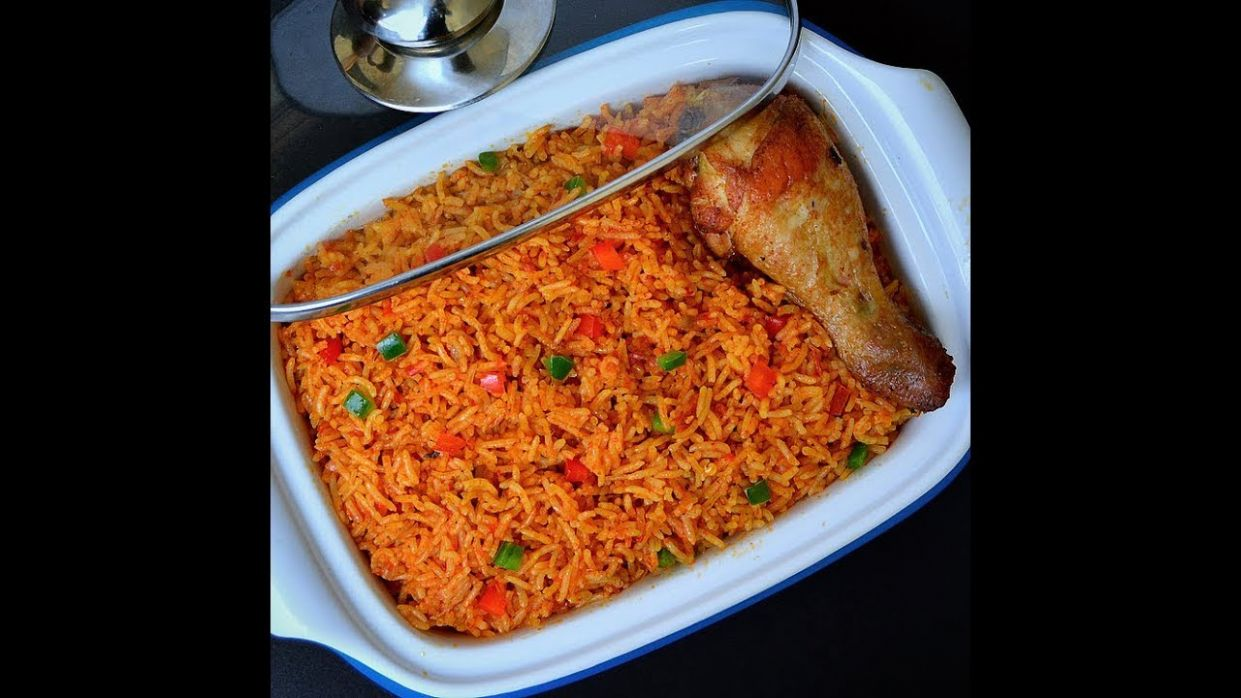 HOW TO MAKE THE PERFECT PARTY JOLLOF RICE - PARTY JOLLOF RICE - HOLIDAY  INSPIRED - ZEELICIOUS FOODS - Recipes For Cooking Jollof Rice