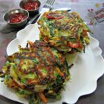 How To Make Vegetable Pancake | Indian Breakfast Recipes | Indian ..