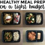 How To Meal Prep On A Really Tight Budget | Skye McLain – Healthy Recipes On A Tight Budget