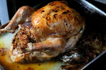How to roast a whole turkey