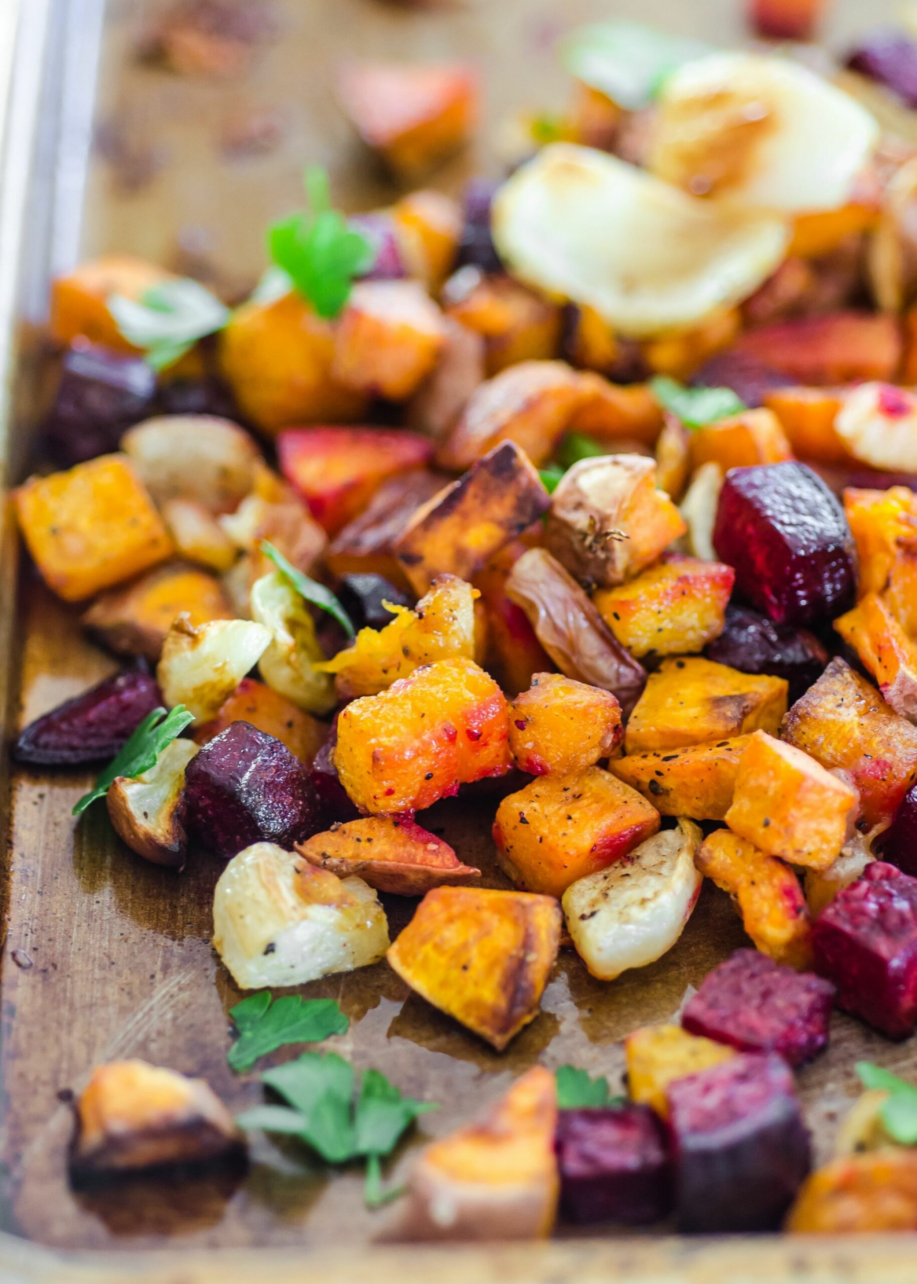 How To Roast Any Vegetable - Recipes Vegetables Oven