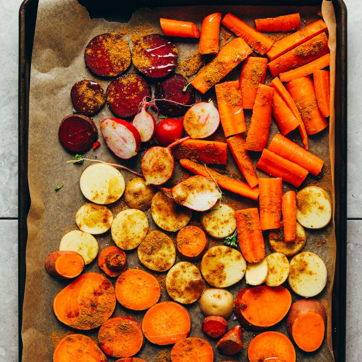 How to Roast Vegetables! - Recipes Vegetables Oven