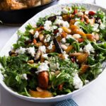 Ina Garten's Maple Roasted Carrot Salad – Salad Recipes For Dinner Party