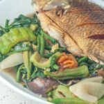 Inabraw Recipe (Boiled Vegetables With Fried Fish) – Recipe Fish Ulam