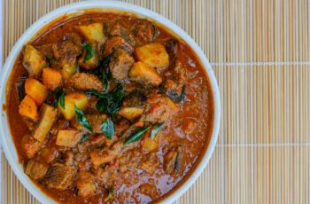 Indian Beef Stew