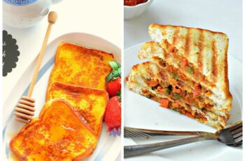 Indian Breakfast, Snacks, Lunchbox Ideas For Kids