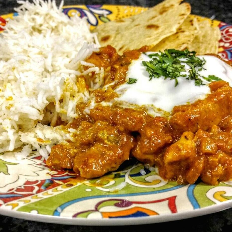 Indian Chicken Curry (Murgh Kari) - Food Recipes Curry