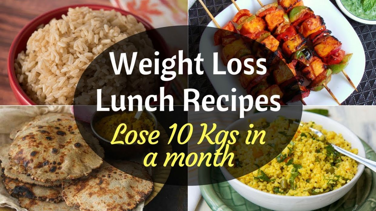 Indian Weight Loss Lunch Recipes| How to lose weight fast | Indian Weight  Loss Lunch Recipes - Dinner Recipes For Weight Loss Indian