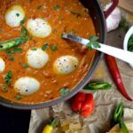 Indisches Egg Curry - Stilettos & Sprouts